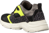 Zwarte BRAQEEZ Lage sneakers RENEE RUN  - small
