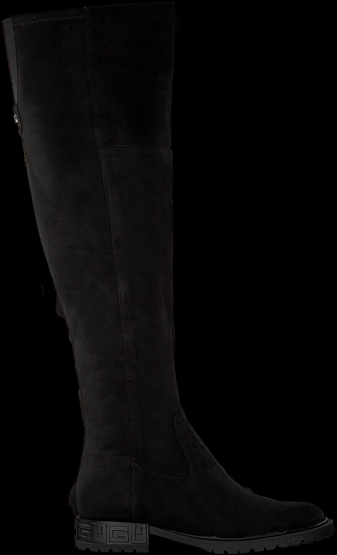 Zwarte GUESS Hoge laarzen RANIELE | Omoda