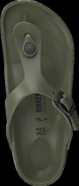 Groene BIRKENSTOCK Slippers GIZEH KIDS  - large