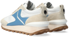 Witte VOILE BLANCHE Lage sneakers QWARK MAN  - small