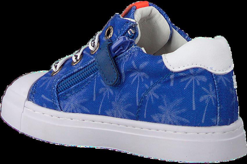 Blauwe SHOESME Lage sneakers SH20S036  - larger