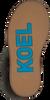 Zilveren KOEL4KIDS Enkelboots KO667  - small