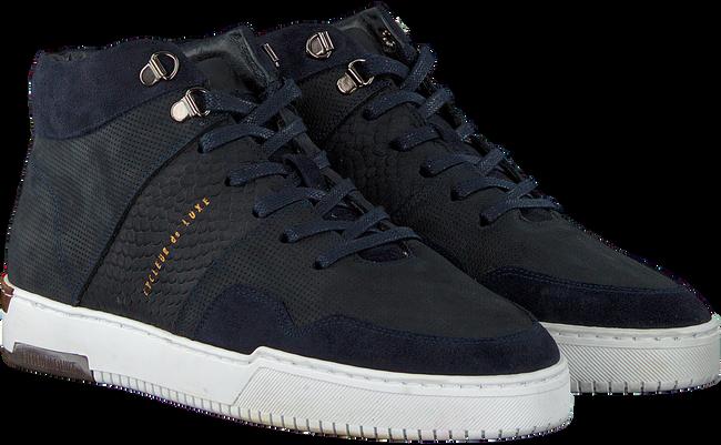 Blauwe CYCLEUR DE LUXE Sneakers SEQUOIA  - large
