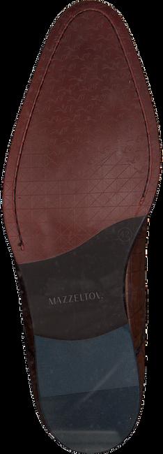 Cognac MAZZELTOV Nette Schoenen MREVINTAGE603.02OMO  - large