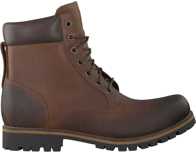 TIMBERLAND ENKELBOOTS RUGGED 6 IN PLAIN TOE WP - large
