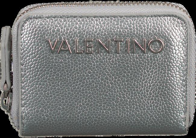 Zilveren VALENTINO HANDBAGS Portemonnee DIVINA COIN PURSE - large