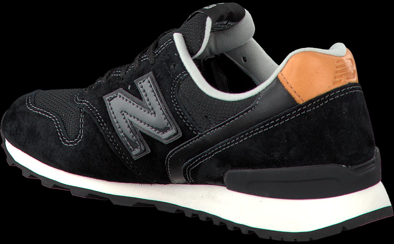 Zwarte NEW BALANCE Sneakers WR996 WMN   Omoda
