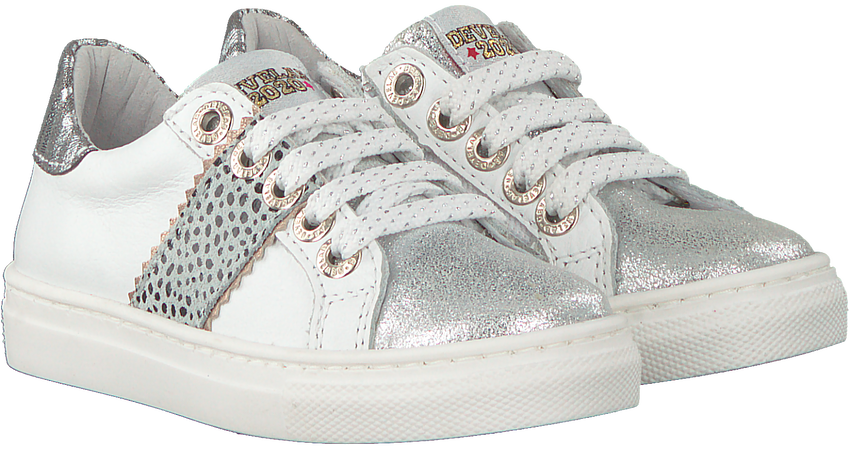 Witte DEVELAB Lage sneakers 42570  - larger