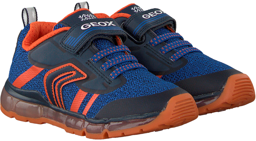 Blauwe GEOX Sneakers J9244A  - larger