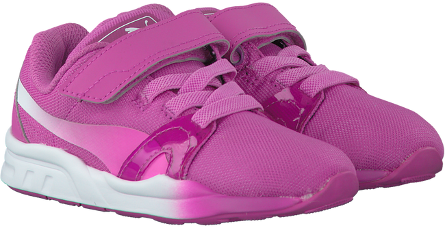 Roze PUMA Sneakers XT S V KIDS  - large