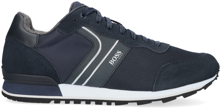 Blauwe BOSS Lage sneakers PARKOUR RUNN NYMX  - larger