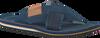 Blauwe PME Slippers HAIG  - small