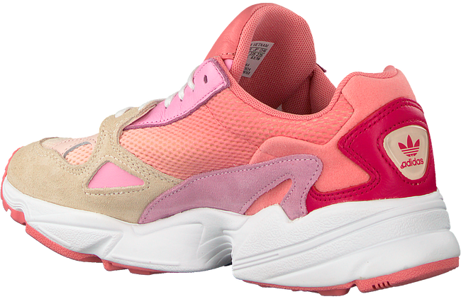 Roze ADIDAS Sneakers FALCON W  - large