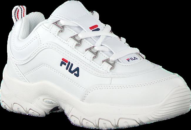 Witte FILA Sneakers STRADA LOW KIDS  - large