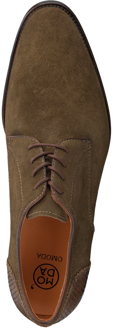 Bruine OMODA Nette schoenen 8762  - large