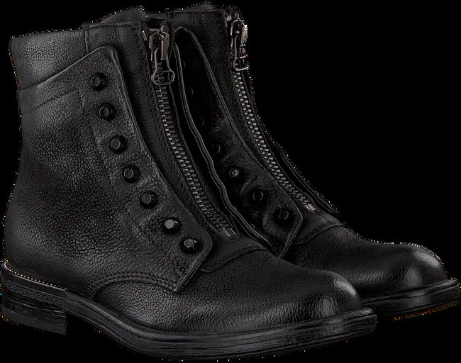 Zwarte MJUS Biker boots 971236 SOLE PAL - large