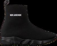 Zwarte NIK & NIK Hoge sneaker JAKE SNEAKER  - medium