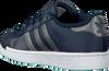 Blauwe ADIDAS Sneakers SUPERSTAR KIDS  - small