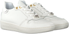 Witte VERTON Lage sneakers J5319 - small