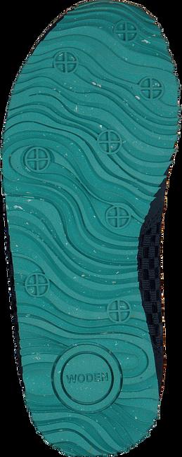 Blauwe WODEN WONDER Sneakers YDUN WEAVED II - large