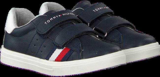 Blauwe TOMMY HILFIGER Sneakers LOW CUT VELCRO SNEAKER  - large