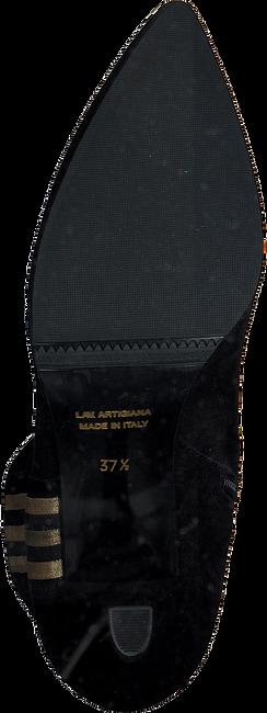 Zwarte MARIPE Enkellaarsjes 27656 - large