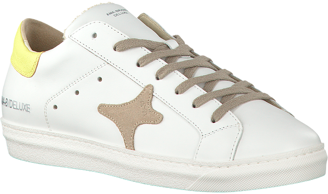 Witte AMA BRAND DELUXE Sneakers 768  - large