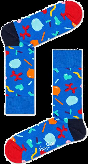 Blauwe HAPPY SOCKS Sokken BALLOON ANIMAL - large
