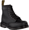 Zwarte DR MARTENS Veterboots DELANEY PBL/BROOKLEE PBL  - small