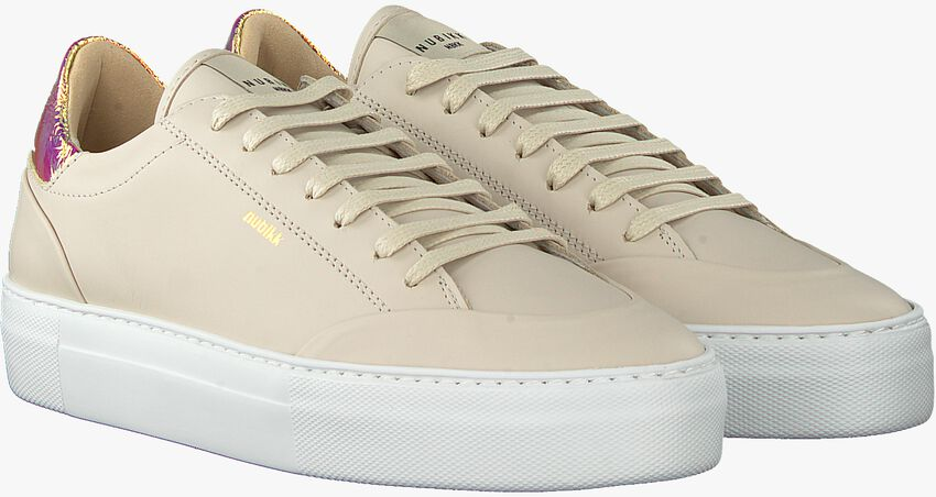 Beige NUBIKK Lage sneakers JOLIE NAYA  - larger