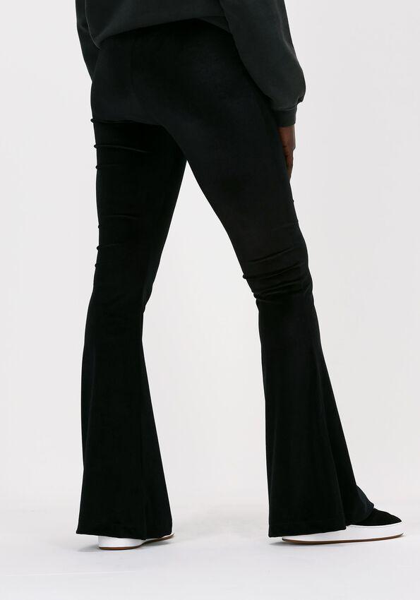 Zwarte CATWALK JUNKIE Flared broek TR WOODSTOCK - larger