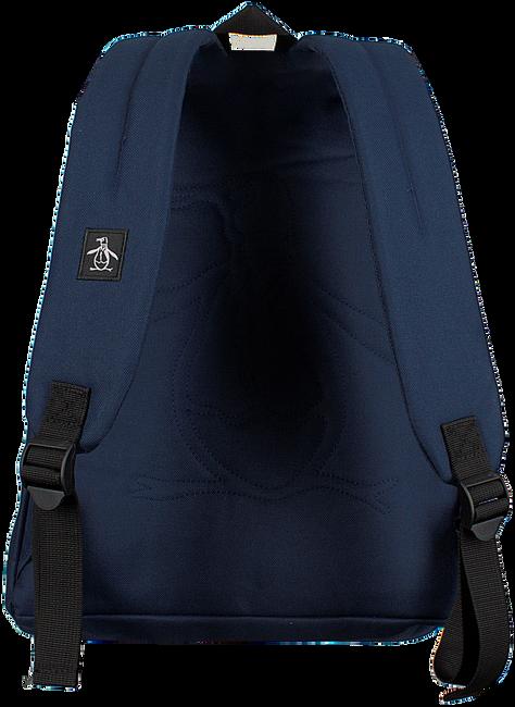 Blauwe ORIGINAL PENGUIN Rugtas HOMBOLDT BACKPACK - large