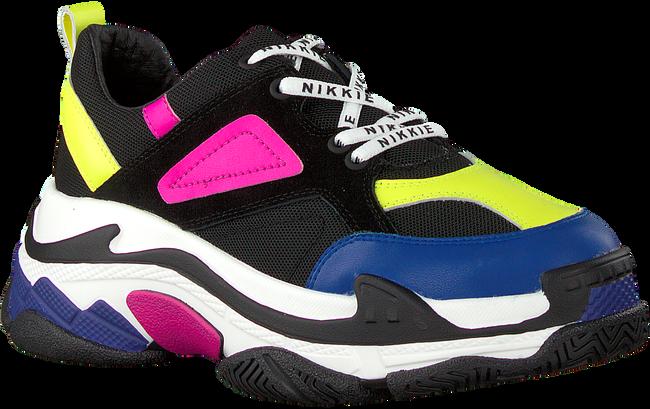 Zwarte NIKKIE Lage sneakers CHUNCKY SNEAKER  - large