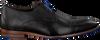Zwarte VAN BOMMEL Nette schoenen 18006 - small