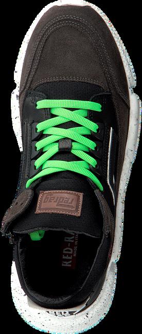 Grijze RED-RAG Sneakers 15547 - large