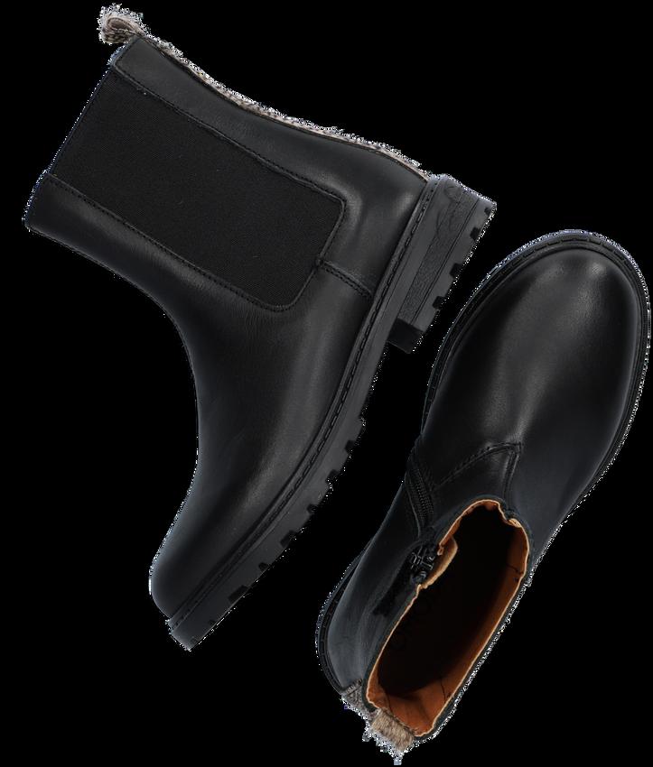 Zwarte OMODA Chelsea boots OM121755  - larger