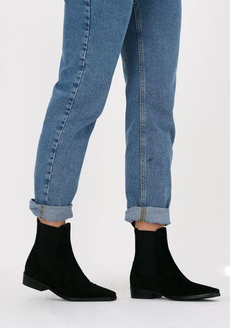 Zwarte SCOTCH & SODA Chelsea boots AMIE  - large