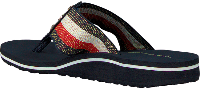 TOMMY HILFIGER SLIPPERS ELEVATED CORPORATE BEACH SANDA - large