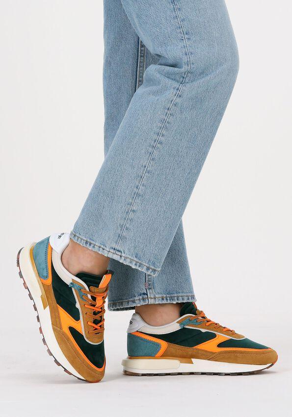 Oranje THE HOFF BRAND Lage sneakers SAVANNA  - larger