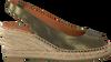 Groene VIA VAI Espadrilles 5001067 - small