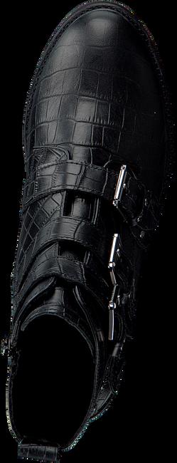 Zwarte OMODA Biker boots PLEUN FAT 352  - large