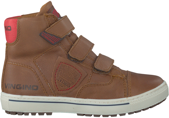 Cognac VINGINO Sneakers DAVE VELCRO  - large