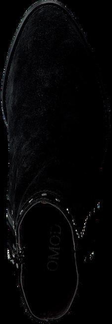 Zwarte OMODA Enkellaarsjes 8557  - large