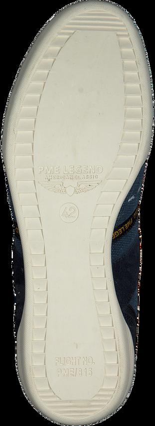 Blauwe PME Sneakers RADICAL ENGINED V2  - larger