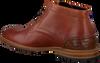 Cognac FLORIS VAN BOMMEL Enkelboots 10907  - small