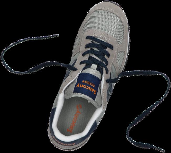 Grijze SAUCONY Lage sneakers SHADOW ORIGINAL HEREN  - large