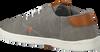 Grijze HUB Sneakers CHUCKER - small
