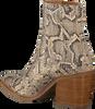 Beige VIA VAI Cowboylaarzen 5202079  - small