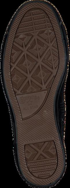 Zwarte CONVERSE Sneakers CTAS PLATFORM OX  - large