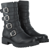 Zwarte OMODA Biker boots B03/5593  - small